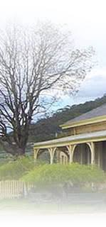 lithgow on the western slopes of the blue mountains central