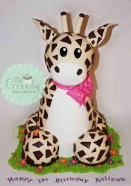 giraffe cake 3d giraffe cake cake by kate cakesdecor