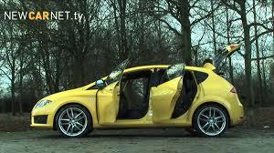 seat leon cupra r car review youtube