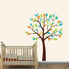 amazon com vinyl tree wall decals white tree stickers yellow amazon com vinyl tree wall decals white tree stickers yellow nursery baby