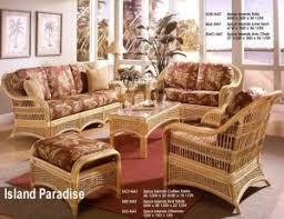 Living Room Wicker Furniture Rattan And Wicker Furniture Sets Kozy Kingdom