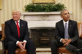 excellent u0027 first meeting for president obama trump the
