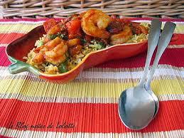 recette de cuisine mexicaine facile recette de ragoût de crevettes et chorizo et leur riz à la mexicaine