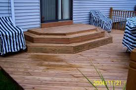furniture inspiring wide steps patio deck stair designs family