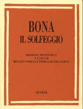Spartiti.biz: PASQUALE BONA: IL SOLFEGGIO - Pasquale Bona - Libro ... - NR139167