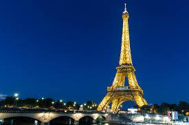 French Flag Eiffel Tower Eiffel Tower Page 1