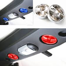 2007 jeep wrangler unlimited accessories newest roof top knob switch trim cover interior accessories abs