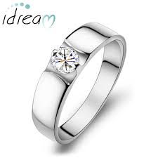 promise rings for men cz cubic zirconia diamond promise ring for men