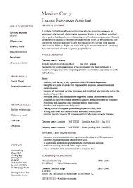 hr resume objective resume cv cover letter