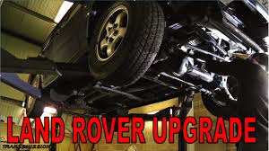 13 upgrading a discovery td5 land rover youtube