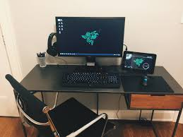 Laptop Desk Setup Razer Insider Forum Razer Gaming Setups
