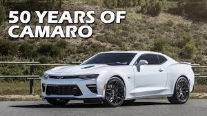 camaro the years the 2017 camaro is the 50th anniversary camaro drive with