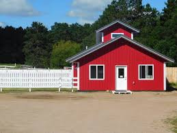 Red Barn Kennel Commercial Contracting North Country Structures