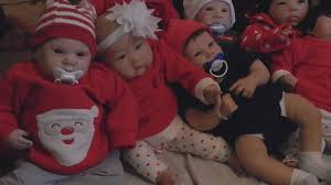 reborn babies silicone babies and reborn monkey open up christmas