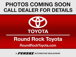 2018 new toyota camry hybrid xle cvt at round rock toyota serving