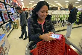 black friday specials target store black friday shopping frenzy fizzles in stamford stamfordadvocate