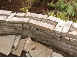 How To Build A Stone by How To Build A Stone Accent Wall Hgtv