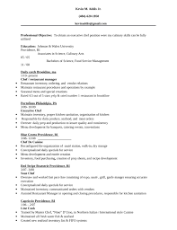 Resume Sample For Cook Position by Basic Executive Chef Resume Template