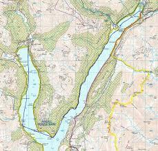 sea kayaking with seakayakphoto com sea kayaking to lochgoilhead