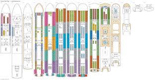 ventura deck 8 deck plan tour