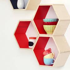 Diy Honeycomb Shelves by 53 Best étagère Hexagonale Images On Pinterest Hexagons Hexagon