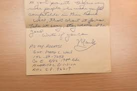 woman receives birthday letter sent by mom in 1969 new york post