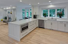 how to install peninsula kitchen cabinets no room for a kitchen island add a peninsula to your