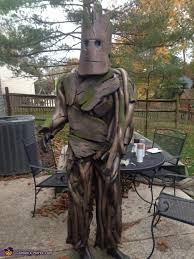 groot costume creative diy guardians of the galaxy groot costume