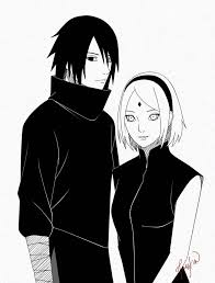sasuke and sakura sasuke and by tmi143 on deviantart
