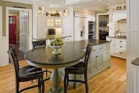 counter height kitchen island dining table kitchen island table ideas and options hgtv pictures hgtv in