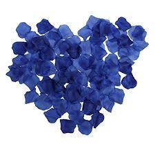 Royal Blue Wedding Amazon Com 1000pc Royal Blue Wedding Table Decoration Silk Rose