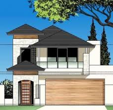 Simple Two Storey House Floor Plan by Home Design Attractive Home Design H69 About Home