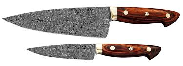 Hattori Kitchen Knives Bob Kramer Euro Chef U0026 Utility Knives In Damascus Steel