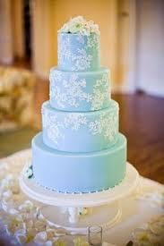 lace wedding cakes blue wedding cakes lace patterns and wedding