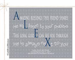 Personalized Baby Dedication Gifts Godchild Gifts Baby Dedication Gift Christening Gifts