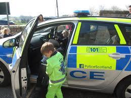 the police visit humbie nursery humbie primary u0026 nursery
