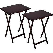 bed tray table walmart folding tray table set in distinguished in bamboo wood fing tray
