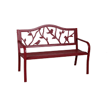 Outdoor Furniture Des Moines by Shop Patio Benches At Lowes Com