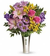 murfreesboro flower shop teleflora s silver cross bouquet in murfreesboro tn murfreesboro