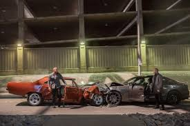 review furious 7 goes from zero to outrageous in 30 seconds