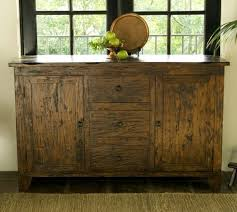 sideboards awesome rustic buffet cabinet rustic buffet cabinet