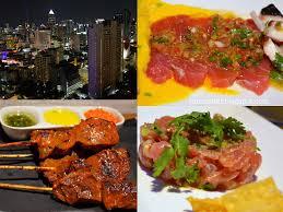 駑issions de cuisine above eleven sukhumvit rooftop bar and peruvian restaurant