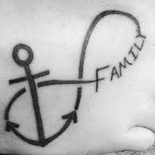 33 best family anchor tattoos with words images on pinterest