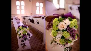 Church Decorations For Wedding Easy Diy Ideas For Church Wedding Decorations Youtube