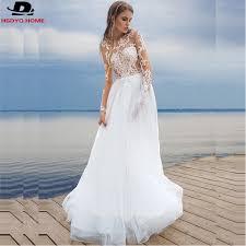 robe de mari e dentelle manche longue robe de mariage femme dentelle robe de mariee bal mariage femme
