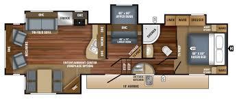 Montana 5th Wheel Floor Plans Pre Owned 2005 Keystone Montana Mountaineer 3295rk Fifth Wheel