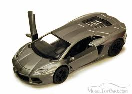 lamborghini diecast model cars lamborghini aventador lp700 4 gray kinsmart 5355d 1 38 scale
