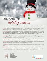farm stay safe this holiday season first tuesday journal
