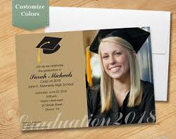 high school graduation invitations graduation party invitation graduation invitation gold and