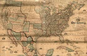 map us expansion history westward expansion and the west for standard